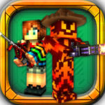 Block Force – Pixel Style Gun Shooter Game