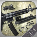 Gun Builder Lite – Assault Rifles,Machine Guns,Handguns,Shotguns,Sniper,Pistols
