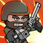 Doodle Army 2 : Mini Militia – Online Multiplayer