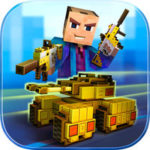 Block ?ity Wars: game and skin export to minecraft