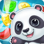 Panda Cookie – pop & smash jam Match 3 Games Free