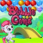 Bubble Gems Shooter