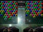 Bubbles Shooter in Space