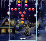 Winter Bubble Shooter